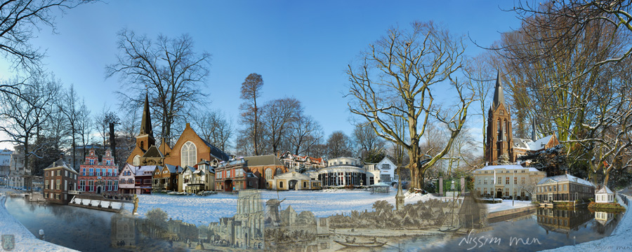 Voorburg City Portrait