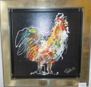 Vrolijke kip II