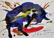 Toro Azul