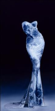Delftsblue Dress