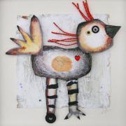 Pàjaro enamorado (Verliefde vogel)
